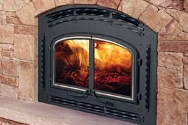 Dual Gas And Wood Burning Fireplace by Quadra Fire Fireplaces Stoves And Inserts