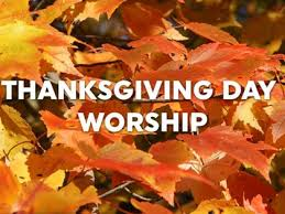 thanksgiving day worship presbyterian church