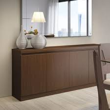 design sideboard brown sideboards buffets you ll wayfair