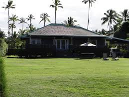Kauai Cottages On The Beach by The Beach House Used In George Clooney U0027s Movie The Descendants