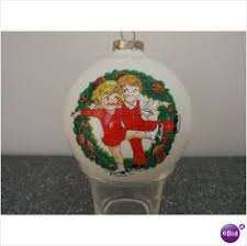 2002 campbell u0027s soup kids christmas ornament glass ball w box