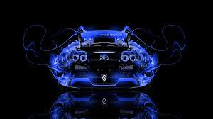 blue bugatti bugatti veyron back fire abstract car 2014 el tony