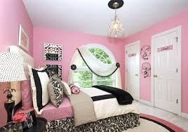 Little Girls Bathroom Ideas Interior White Wooden Doors With Pink Wall Plus Curving Glass