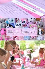 4 creative beanie boo birthday party ideas kitty beanie