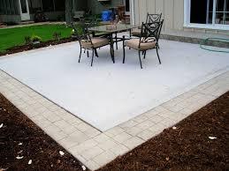 Concrete Paver Patio Designs Lovely Concrete Paver Patio Design Ideas Patio Design 272