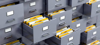 Yellow Metal Filing Cabinet How To Find The Best File Cabinet For Your Office