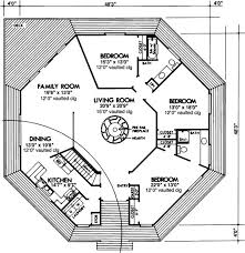 floor plan for octagon house homes zone