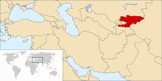 Kyrgyzstan Map File Locationkyrgyzstan Svg Wikimedia Commons