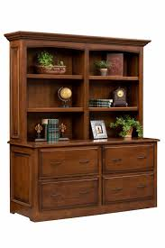 lateral file cabinet with hutch liberty classic double lateral file cabinet with optional hutch top