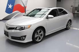 2014 toyota camry price 2014 toyota camry se sport sunroof rear alloys 22k at