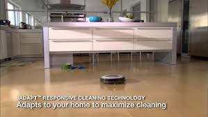 home cleaning robots irobot roomba 770 vacuum cleaning robot youtube