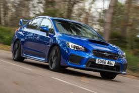 subaru impreza wrx 2018 subaru wrx sti final edition 2018 review auto express