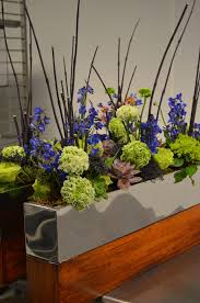 Indoor Plant Arrangements Contemporary Plant Arrangements Modern Spring Flower