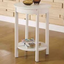 End Tables For Bedroom by Round Mirrored Side Table Pictures Tables For Bedroom Gallery