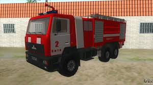 jeep fire truck cars for replacement firetruck for gta san andreas