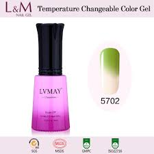 lvmay magic temperature chameleon color changeable nail polish