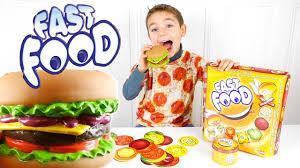 jeux de cuisine fast food jeu fast food le plus gros hamburger jeu de société