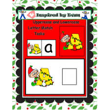learning upper and lower case letters
