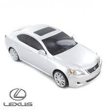 white lexus toy car 1 24 scale lexus is 350 silver remote control car vehicle