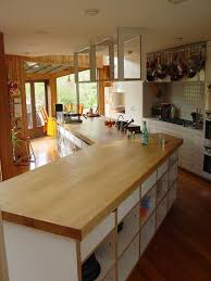 Wood Countertops Kitchen by 6 Countertops That Put Granite To Shame Huffpost