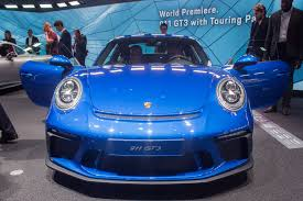 porsche gt3 reviews specs u0026 prices top speed 2018 porsche 911 gt3 with touring package mimics 911 r may upset