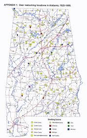 Time Zone Map Tennessee by Whitetail Rutting Activity In Alabama Varies Widely Outdoor Alabama