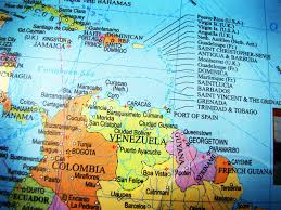 Venezuela Map Where Is Venezuela World Map