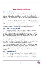 Hostess Job Duties Resume by 2012 Coaching Manual For Web