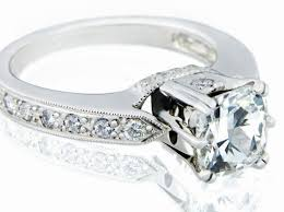 Costco Wedding Rings by Carats In Bulk Costco Puts 1 Million Diamond Ring For Sale Ny