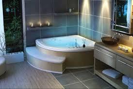 badezimmer mit eckbadewanne eckbadewanne whirlpool mit modernem stil whirlpool eckbadewanne