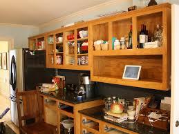 kitchen cupboard brown full kitchen cabinet with glass door