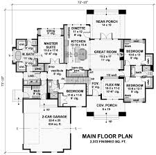featured house plan pbh 9719 professional builder house plans