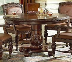 Stunning White Round Dining Tables Track Circular With Solid Yosemite Round Dining Set Haynes Furniture Virginia U0027s Furniture