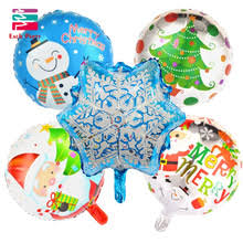 Snowflake Balloons Popular Snowflake Balloons Buy Cheap Snowflake Balloons Lots From