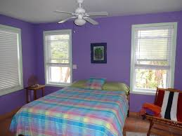 Toucan Blue Photos Purple Bedroom On Lower Level Shares Full Bath