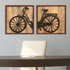 bicycle decor for home home decor