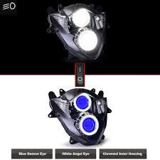 aliexpress com buy kt headlight for suzuki gsxr1000 gsx r1000