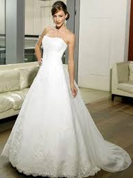 designer wedding dresses 2011 simple applique strapless beading wedding dresses 2011 designer on