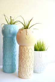 DIY DECOR VASES PLACE OF MY TASTE