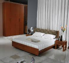 White Bedroom Furnishings Excellent Small Bedroom With Minimalist Furniture Set Also High