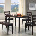 dining room sets with bench and chairs best 25 dining table with