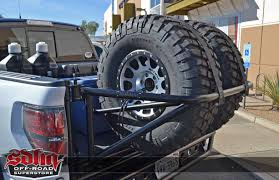 Ford Raptor Chase Truck - chase rack tire carrier bed storage ford raptor forum ford svt