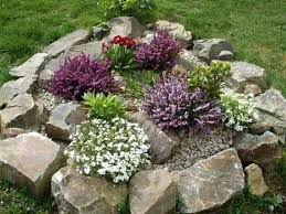 Simple Rock Garden Rock Garden Ideas For Small Front Yard Simple Rock Landscaping