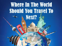 where in the world should you travel to next playbuzz