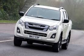 subaru truck with seats in bed isuzu d max review auto express