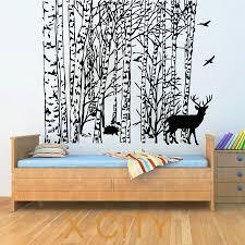 Wall Stickers Trees Online Get Cheap Nursery Stickers Trees Aliexpress Com Alibaba