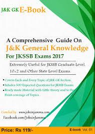 100 most expected questions j u0026k gk questions for jkssb exam jobs