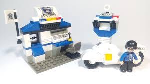 lego police jeep unboxing sluban police m38 b0272 city police station youtube