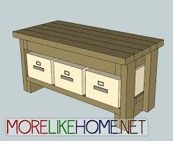 Free Storage Bench Seat Plans by 18 Best Benches Images On Pinterest Build A Bench Home And