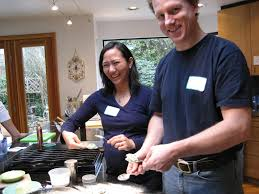 best cooking school with single and series classes in seattle metro